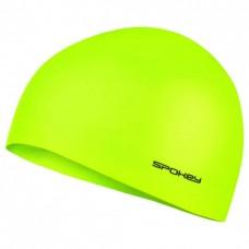 Капелюшок для плавання SPOKEY SUMMER CAP 85348 салатовий