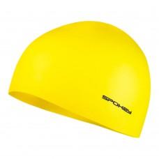 Капелюшок для плавання SPOKEY SUMMER CAP 85345 жовтий