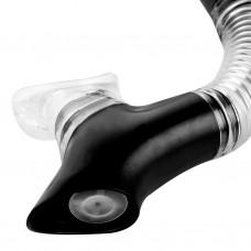 Маска+трубка для плавання SPOKEY 928188 Borneo Black